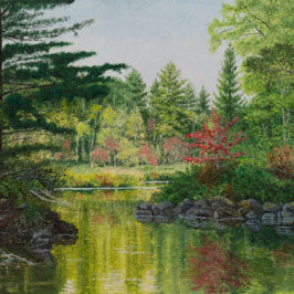Brown's Creek, Late Summer | Richard Tiberius